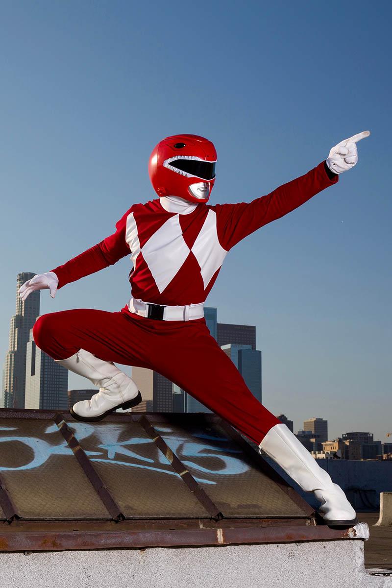 Best power ranger party character for kids in las vegas